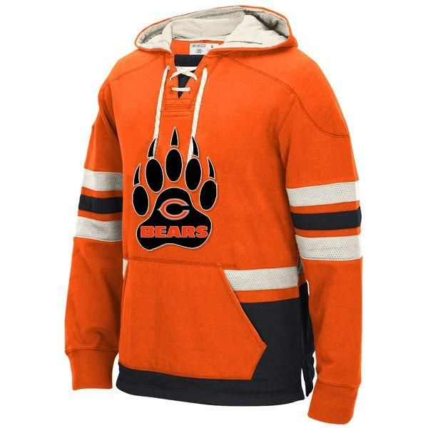 New Chicago Bears Paw Hoodie | Products | Hoodies, Bear paws, Chicago winter  for cheap