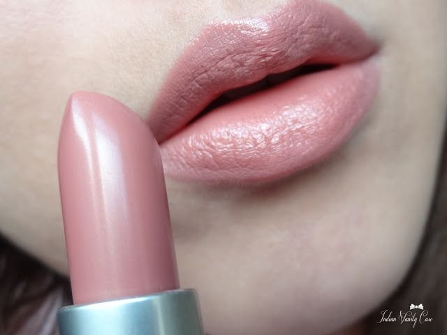 Spiksplinternieuw MAC Modesty Lipstick Review, Swatches & Dupe (With images) | Mac LE-68