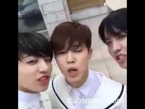 K Pop Idol S Using Dubsmash Btob Beast Bts Got7 Tts Btob Bts Kpop Idol