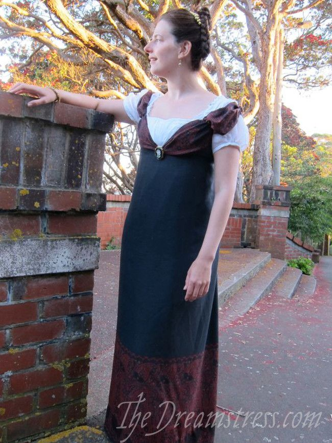 Regency frocks thedreamstress.com3