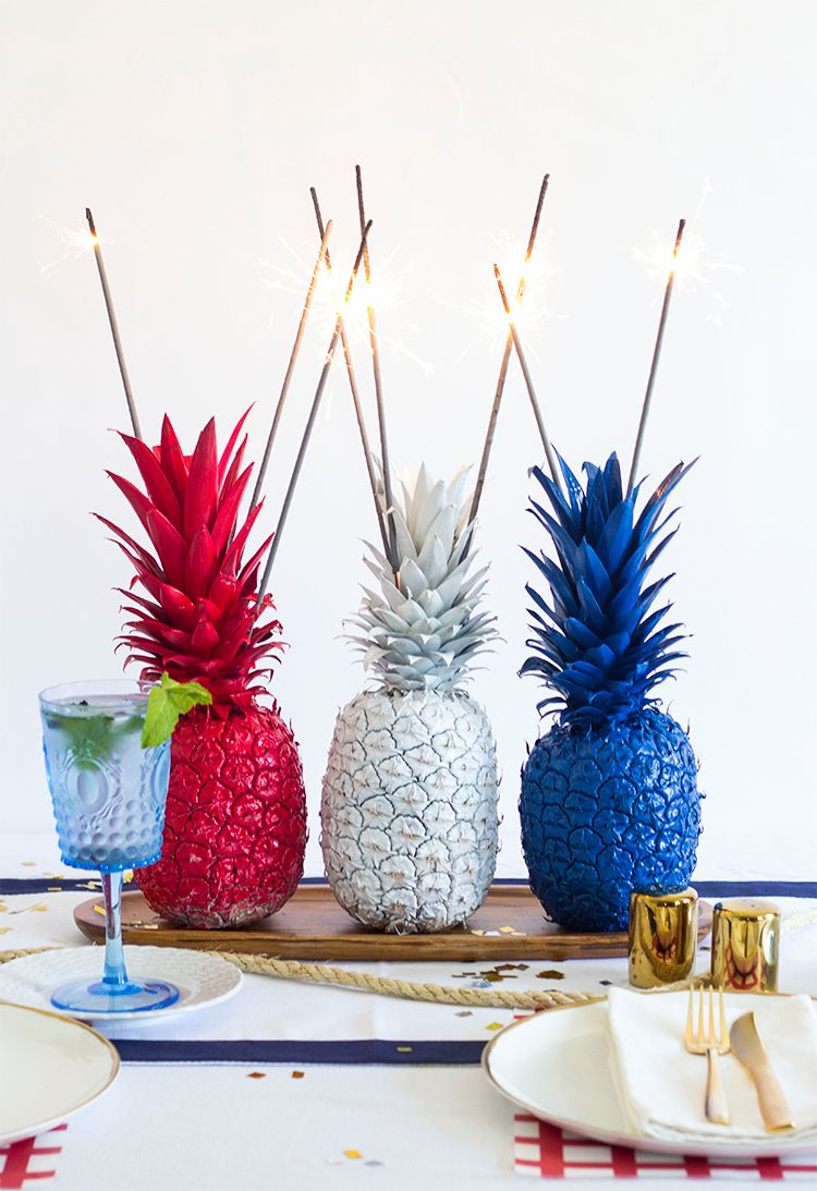 25 Fabulous 4th of July Decorations | Party time