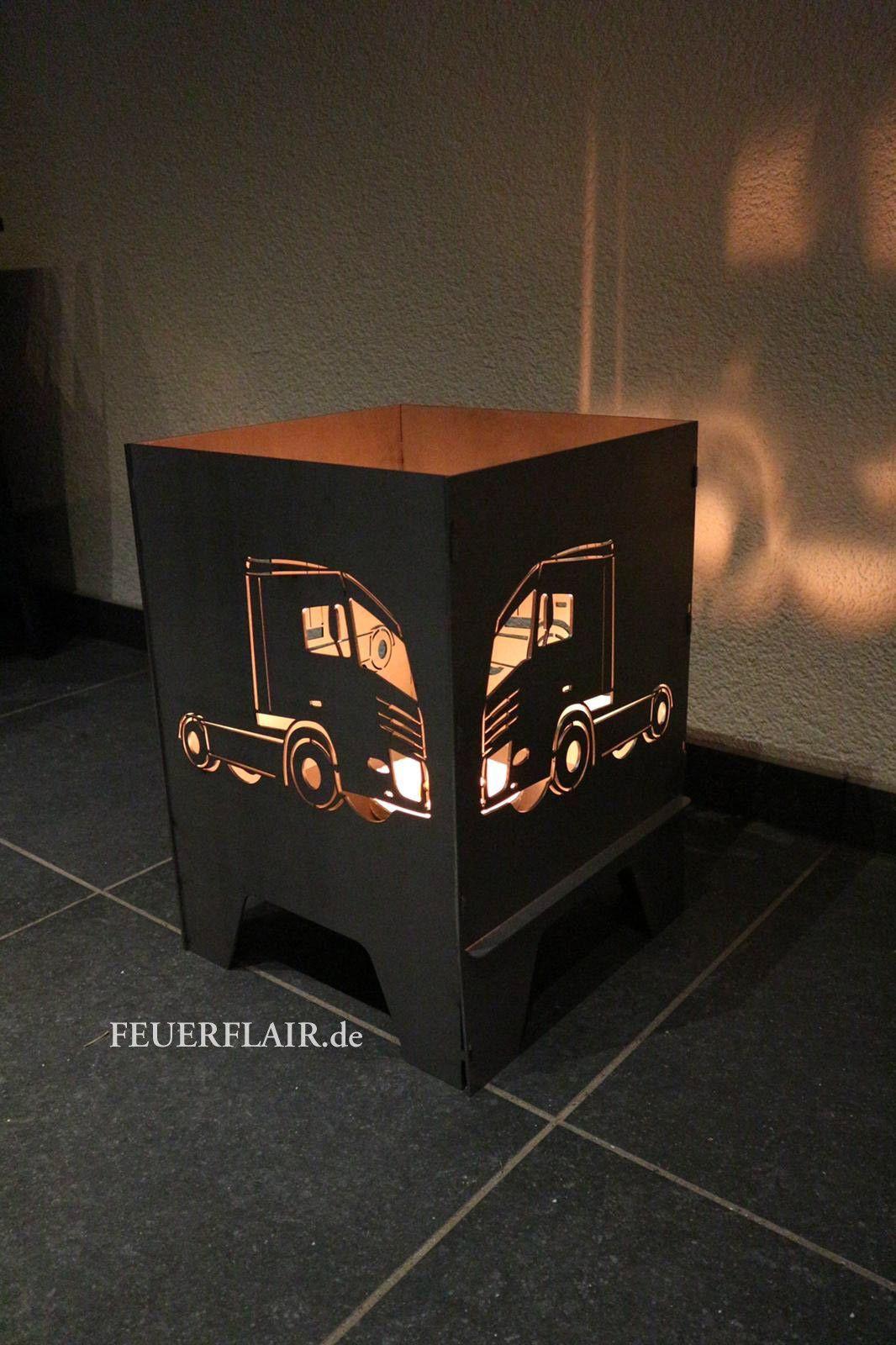 Feuerkorb Lkw Eckig In 2020 Feuerkorb Korb Feuer