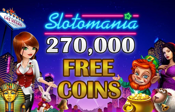 Slotomania Giveaway Collect Slotomania Slot Machines