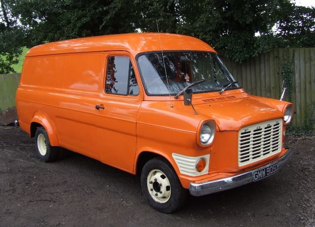 finest selection newest buy 1966 Ford Transit Van | Vintage cars, Classic cars, Ford trucks