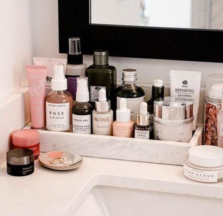 Hair products organization skincare 59 Ideas for 2019