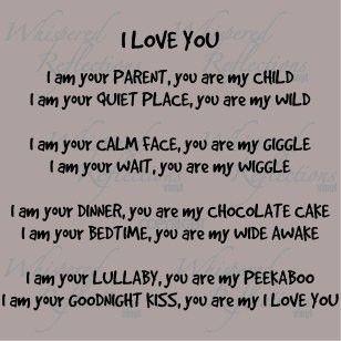 I am your parent