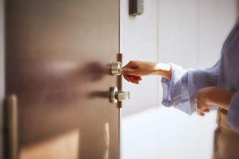 ドアスコープ防犯や不法侵入対策に役立つ 100均防犯グッズ 2020