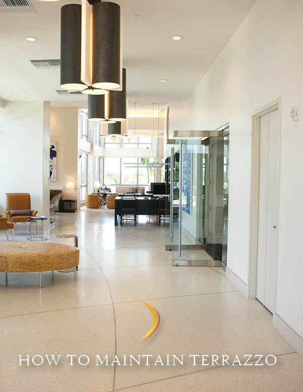 Informational Guides How To Maintain Terrazzo Www - How to maintain terrazzo floors