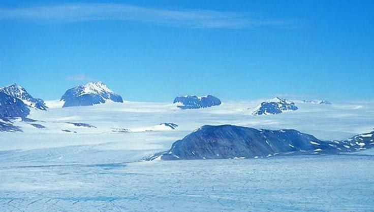 Eismitte-Greenland | EARTH LIST | Coldest place on earth