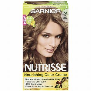 Garnier Nutrisse 72 Dark Beige Blonde Sweet Latte Garnier Hair