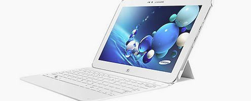 La Samsung ATIV es una tablet para quien busca...