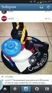 Image result for crossfit cakes
