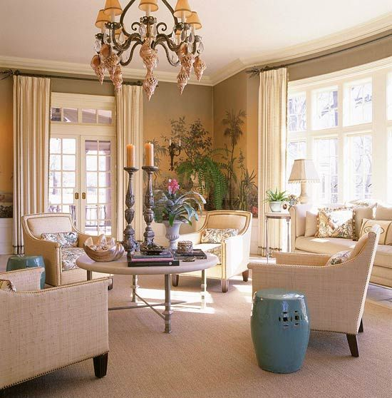 Traditions Interior Design Wichita: Interior Designer Charles Faudree: French Flair