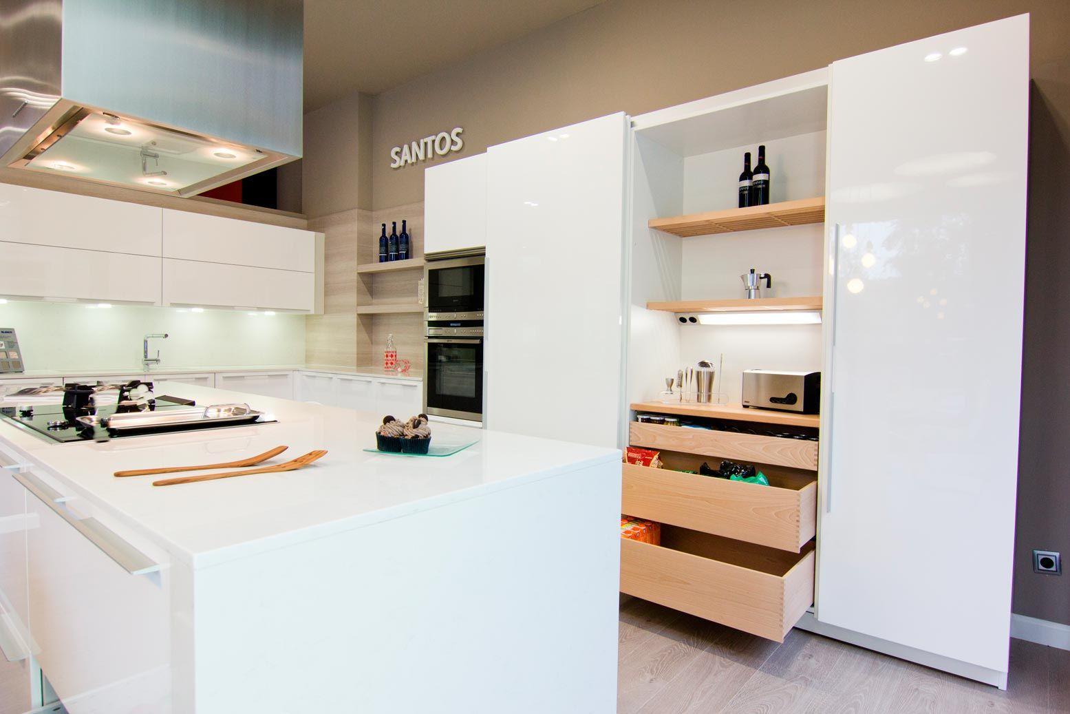 Puedes equipar tu cocina con electrodomésticos Neff en SANTOS ...