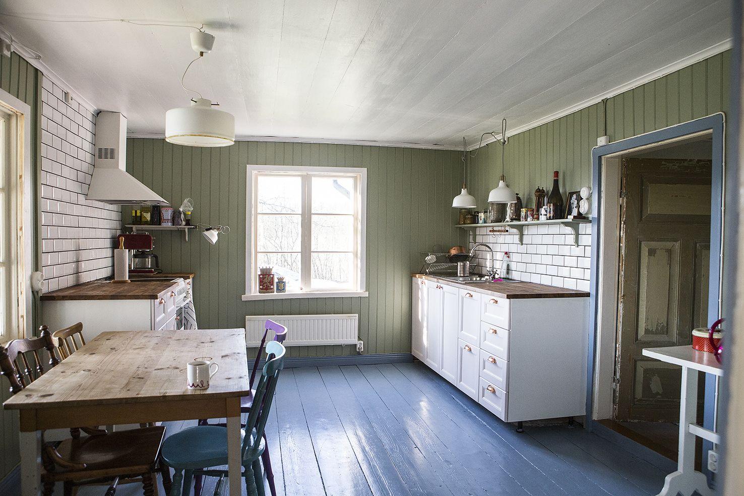inspiration kök öppen planlösning loft - Sök pÃ¥ Google SPIRALTRAPP ... : rusta kök : Kök