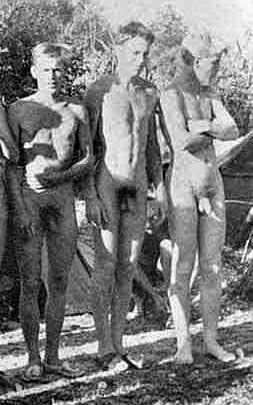Nackt+Hitlerjugend+-+Germany+-+1930+-+Occult+History+Third