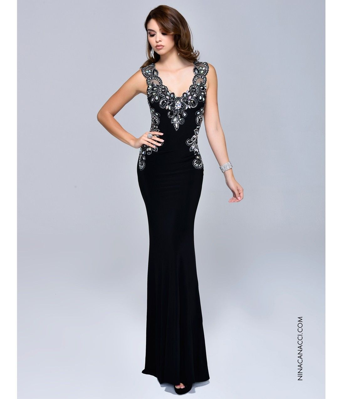 1920s style long prom dresses