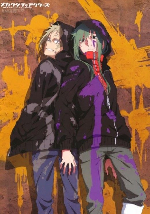 7 Anime Like 'Durarara!'