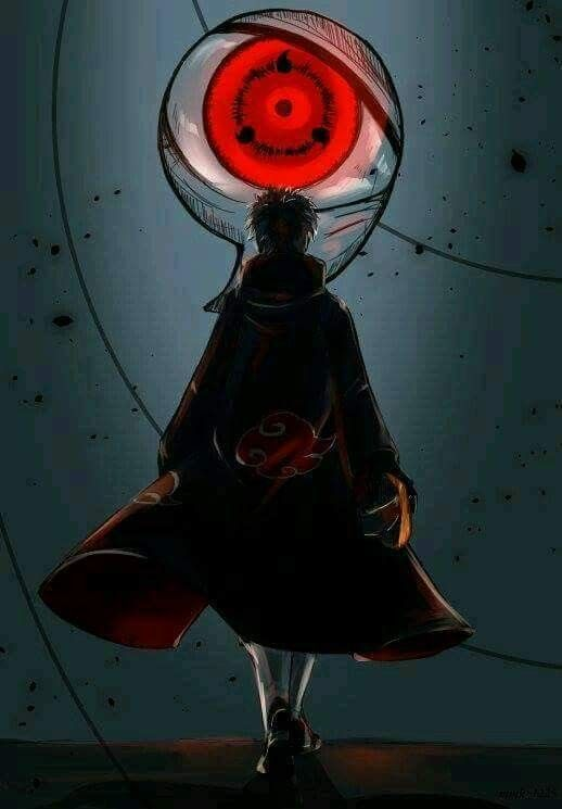 Obito Uchiha Sharingan Wallpaper