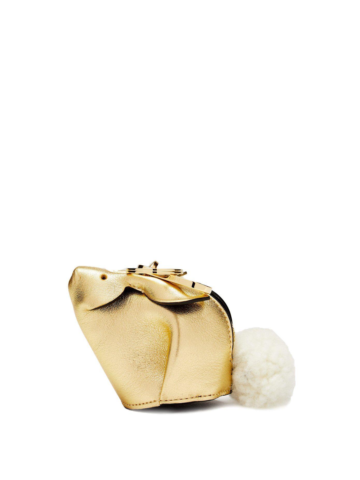 loewe coin purse bunny