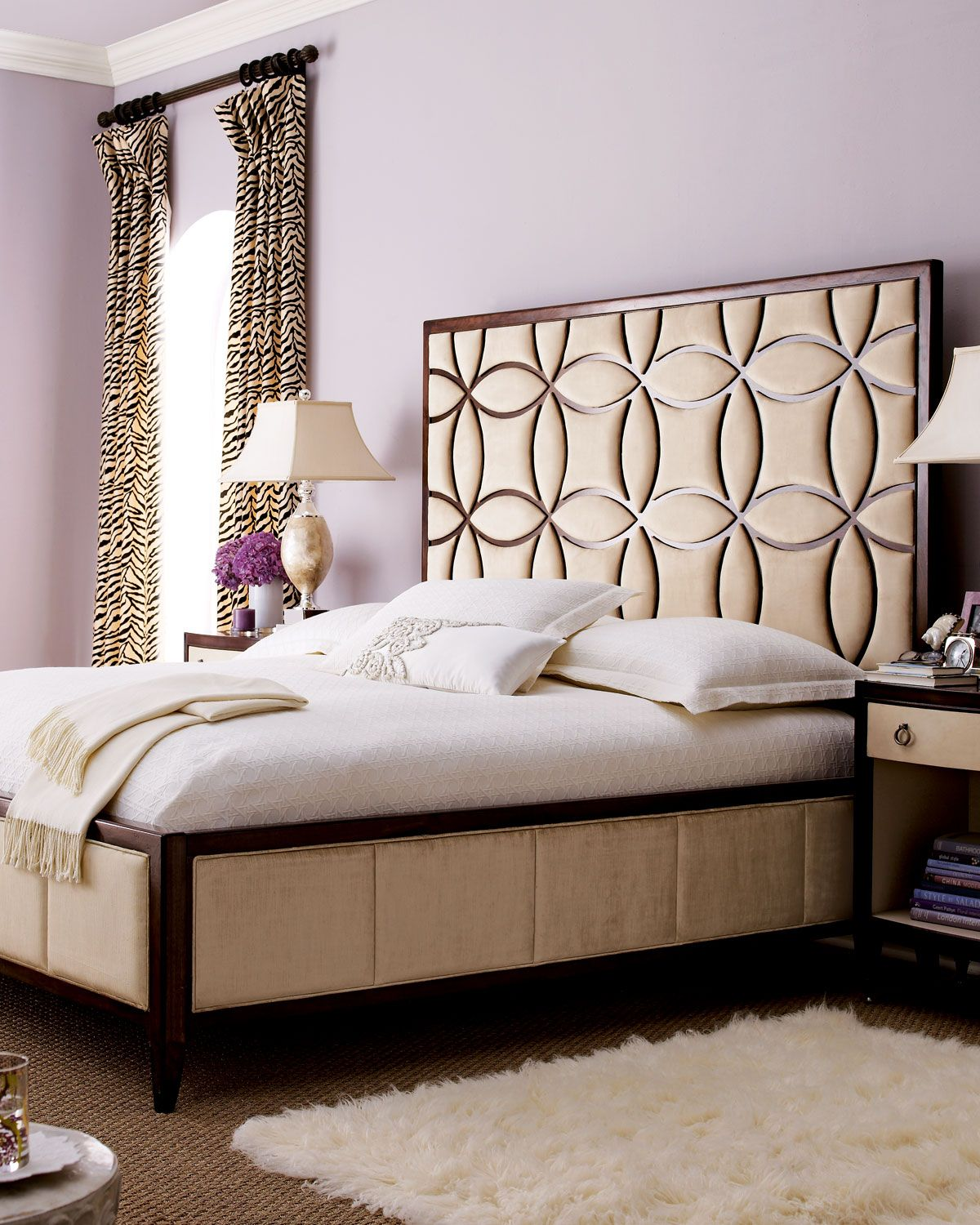 """Furniture Modern Howchow Furniture Design For Cozy Home: """"Twinkle"""" Bedroom Furniture - Horchow"""