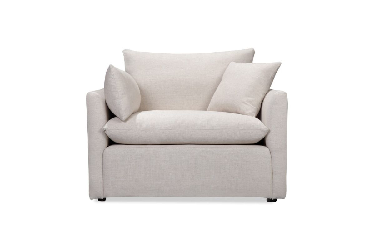 Cameron Armchair White Linen Capsule In 2020 Armchair Buy Furniture Online Living Room Furniture