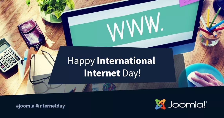 International Internet Day Joomla Day Knowledge
