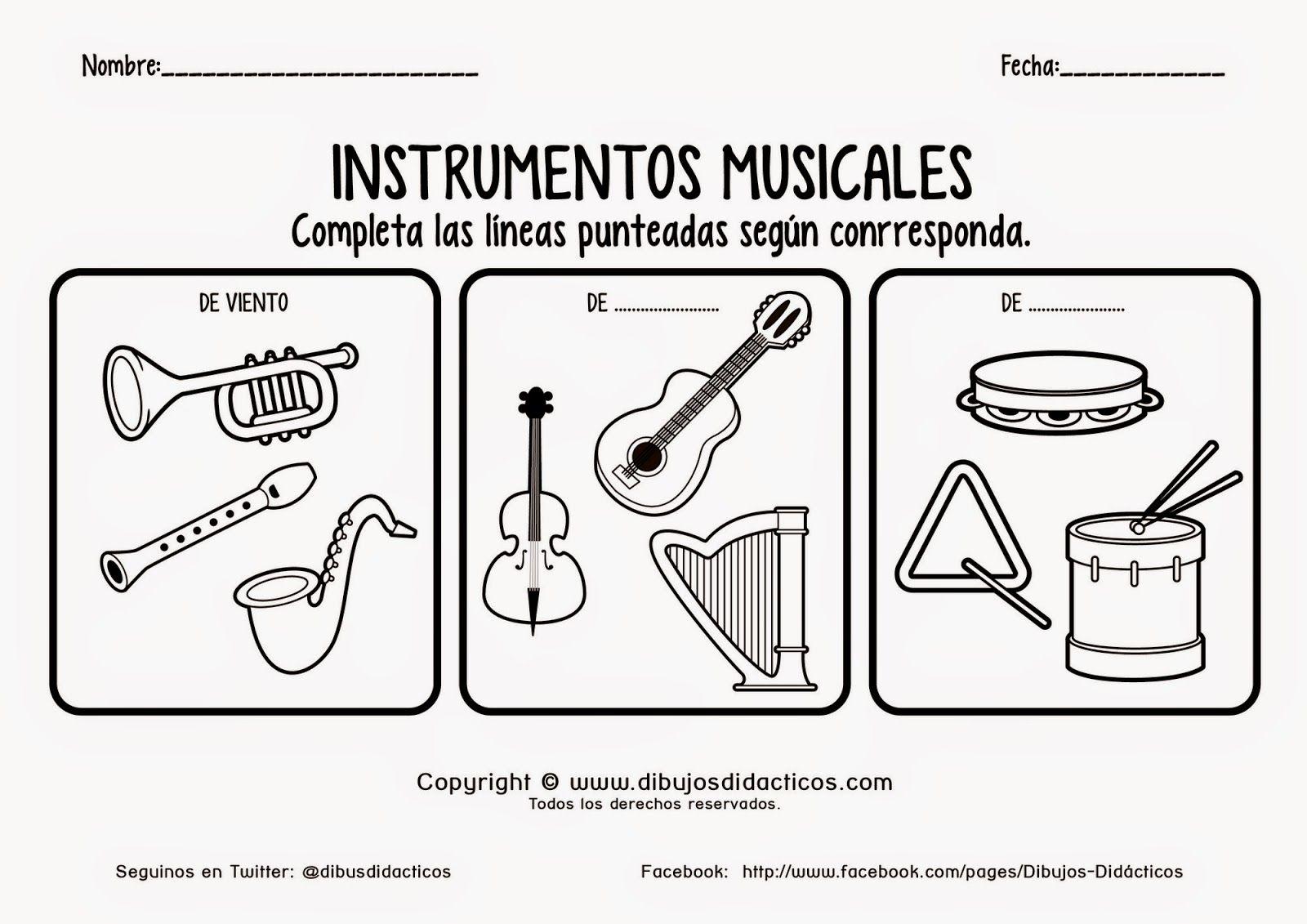 SGBlogosfera. María José Argüeso: INSTRUMENTOS MUSICALES: CONOCEMOS ...