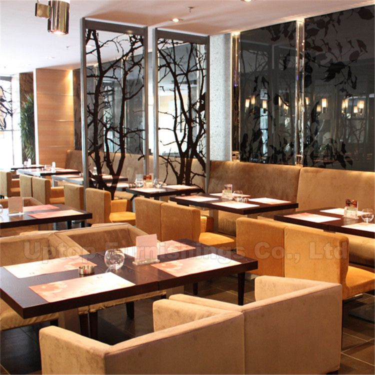 Commercial Fine Dining Restaurant Tables And Chairs Sp Cs277