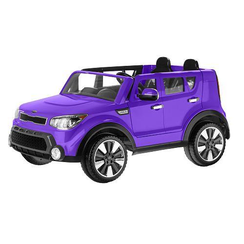 kid trax kia sing a long soul 12v ride on purple kid trax toys r us the nugget pinterest. Black Bedroom Furniture Sets. Home Design Ideas