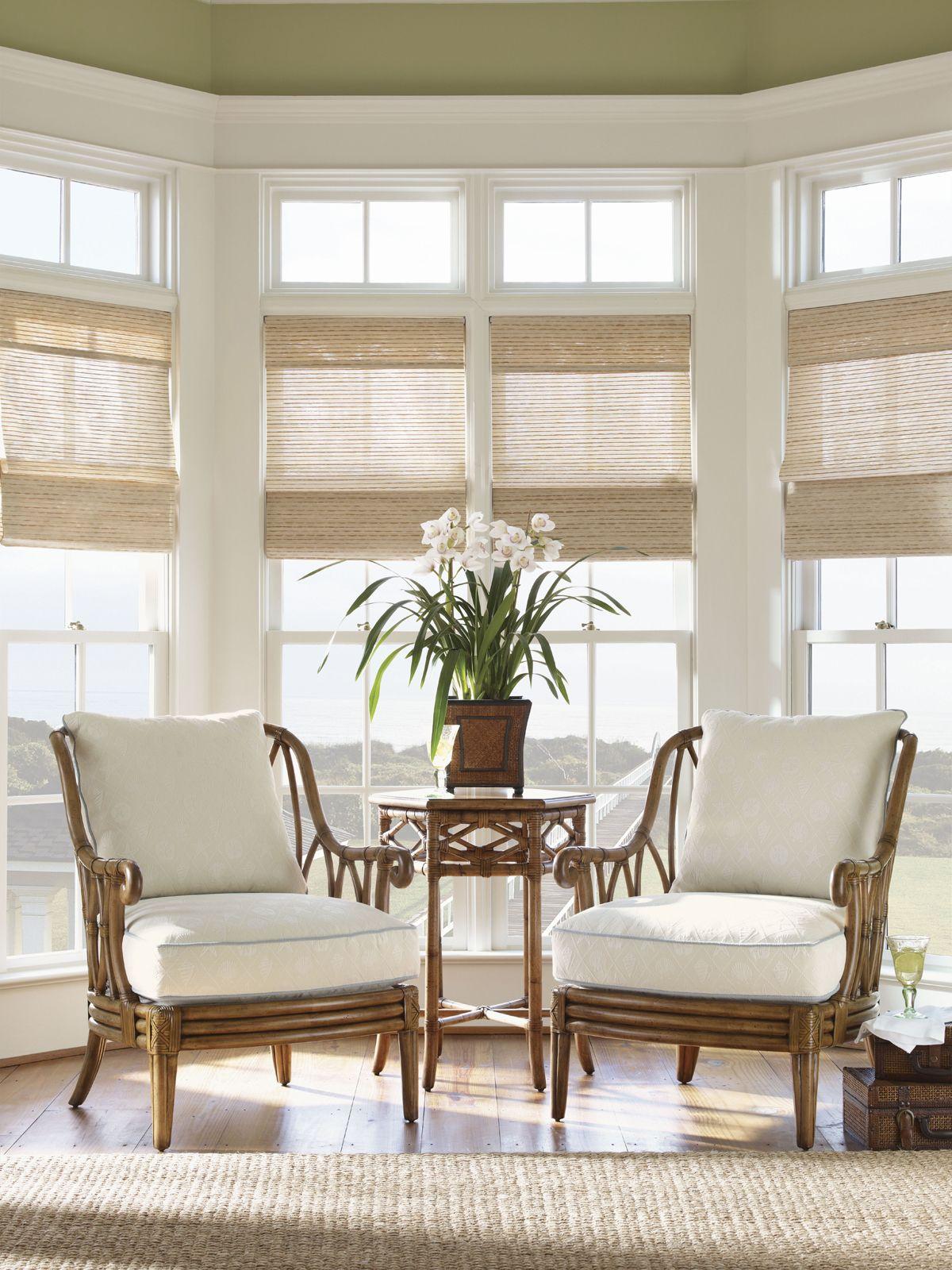 Beach House Ocean Breeze Chair Lexington Home Brands