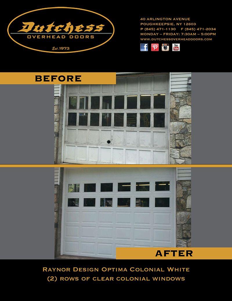 Dutchess Overhead Doors, Inc. Raynor Garage Doors