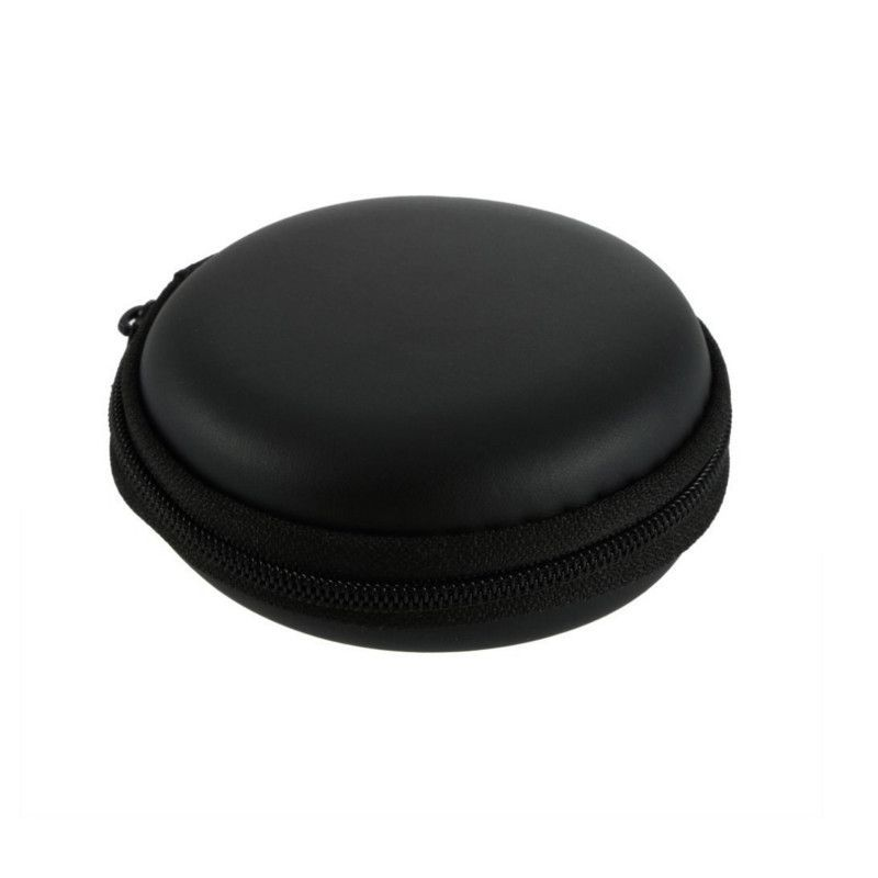 Brand New Earbuds Sd Card Hold Case Storage Carrying Hard Earphone Bag Headphone Box Anti
