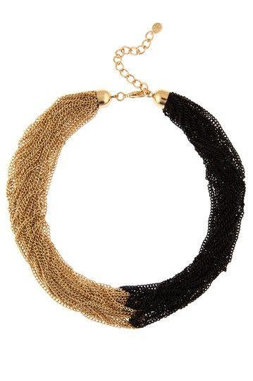Seville Fashion: Seville Necklace. So Cute!