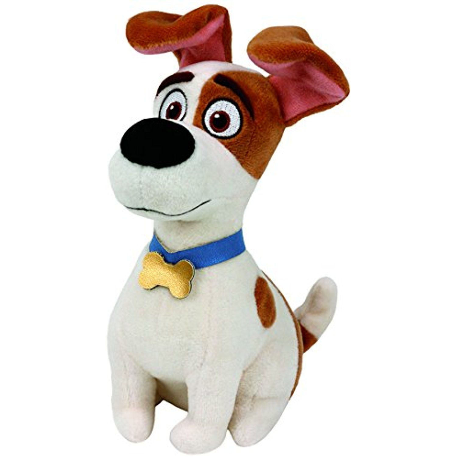Ty Beanie Babies Secret Life Of Pets Max The Dog Regular Plush Details Can Be Found By Clicking On The Im Secret Life Of Pets Disney Stuffed Animals Pet Max
