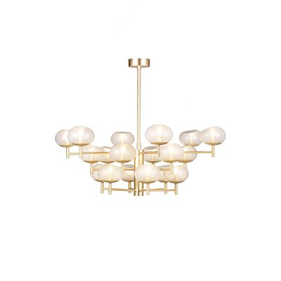Accessories Chandeliers Lighting RENALDO CHANDELIER - 18 ARM 80500 ...