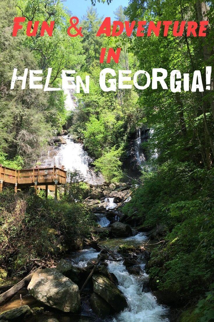 7 Fun & Adventurous Things to do Near Helen Georgia!