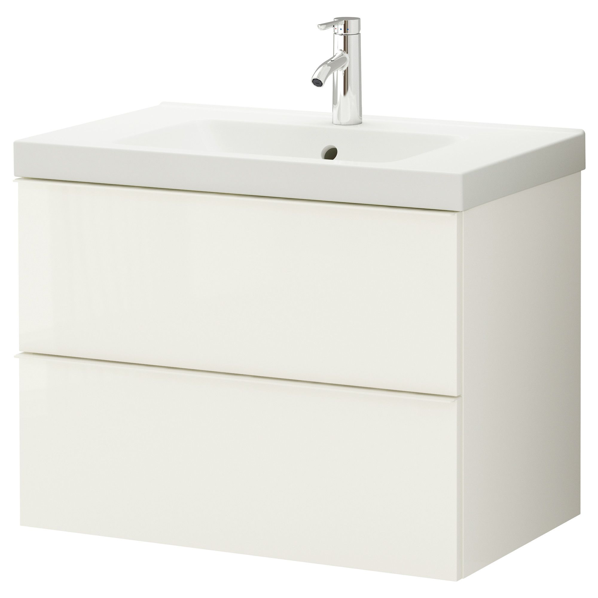 Ikea Godmorgon Drawers And Odensvik Basin Ikea Bathroom Vanity Units Bathroom Vanity Units Wash Stand