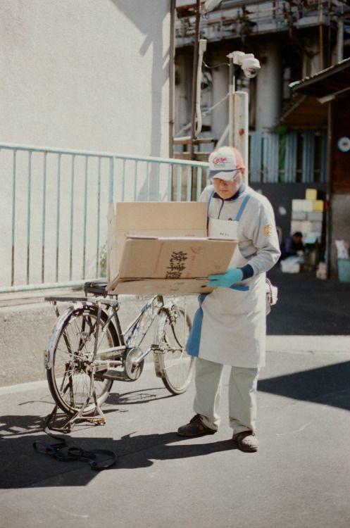 築地市場 - Tsukiji Market
