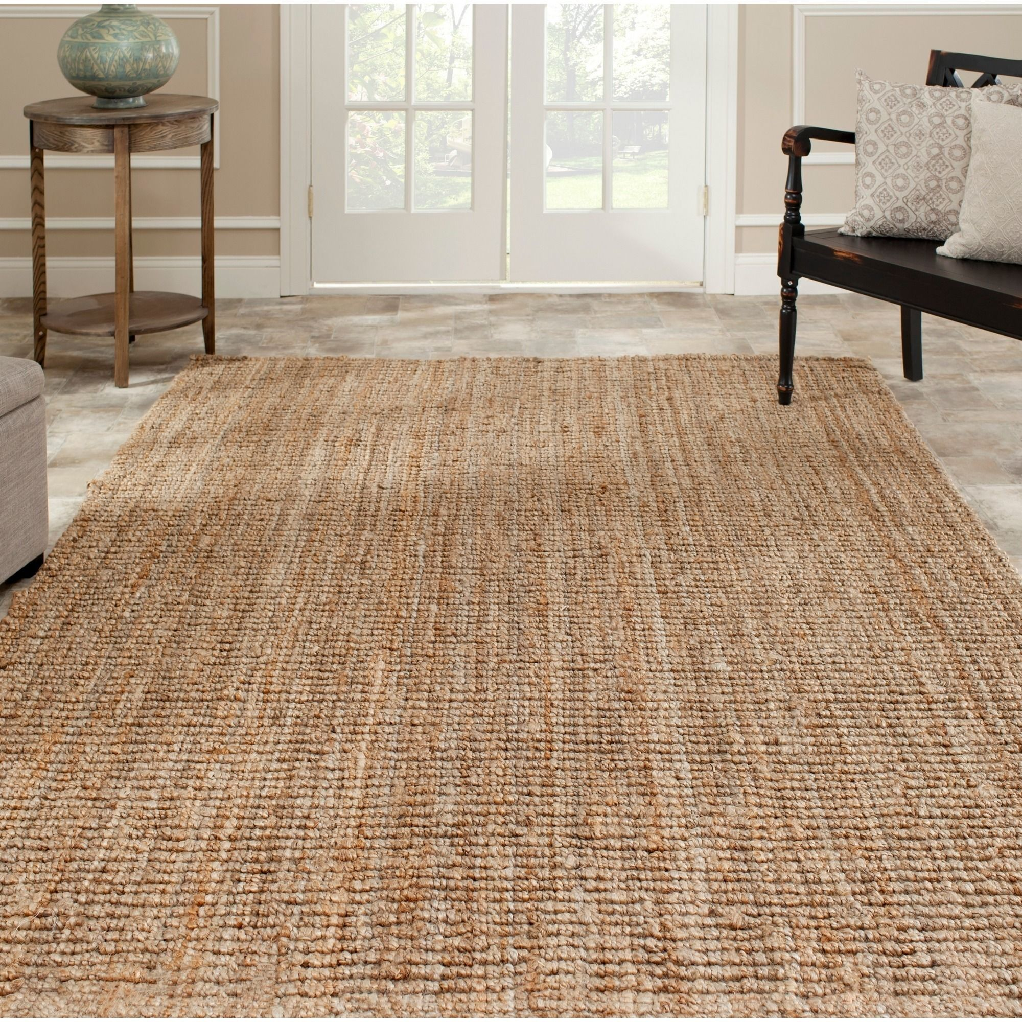 Safavieh Hand Woven Weaves Natural Colored Fine Sisal Rug 9 X 12 Overstock Com Shopping The Best D Sisal Area Rugs Natural Area Rugs Natural Fiber Rugs