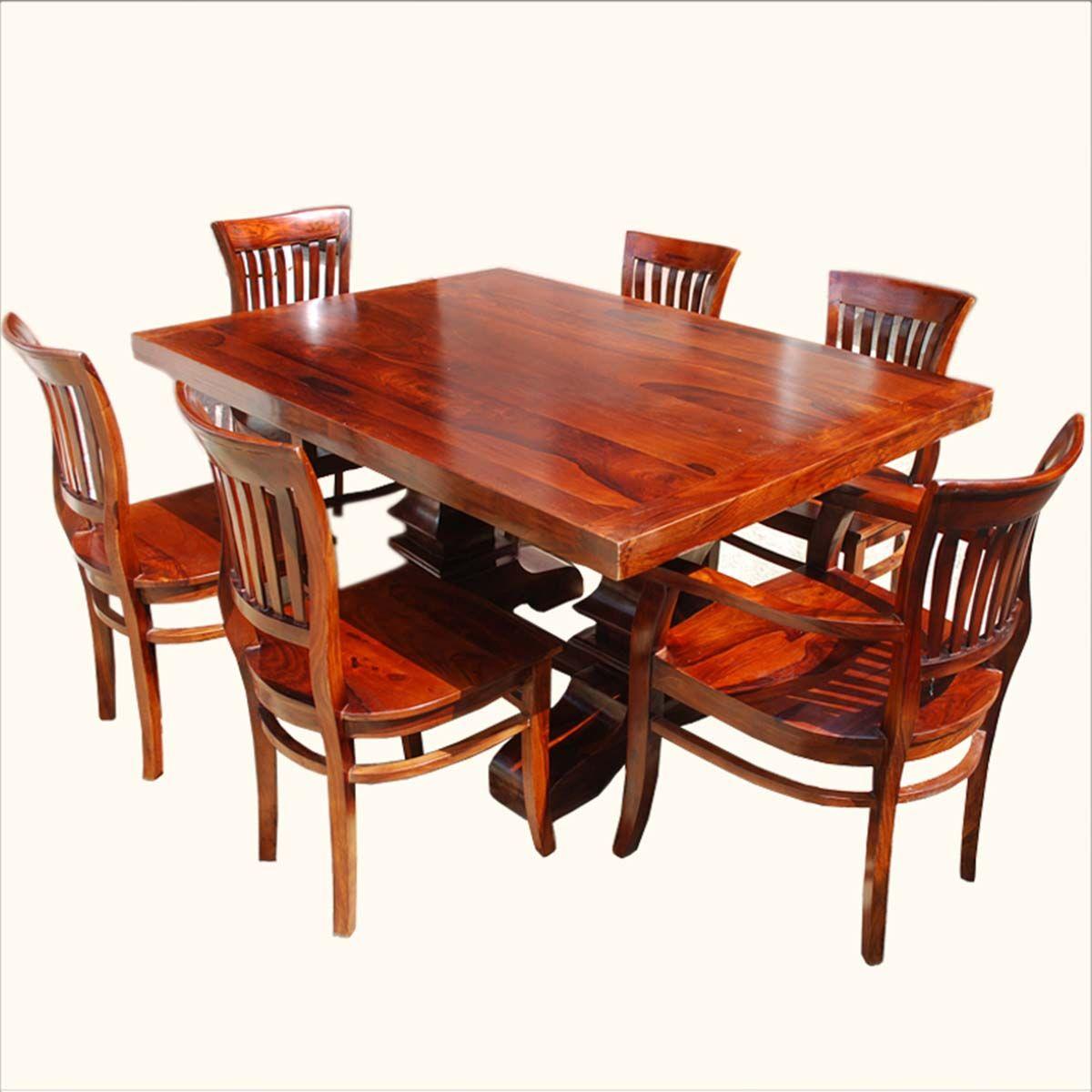 Kirschholz Esstisch Und Stühle Esszimmerstühle (mit