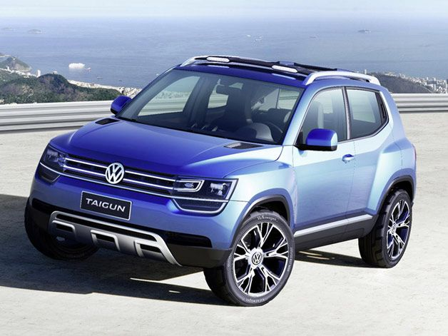 Vw Shows Taigun Small Cuv At Sao Paulo Motor Show Compact Suv Suv Volkswagen