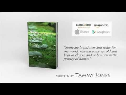 Page Publishing Author Tammy Jones - YouTube Commercial!