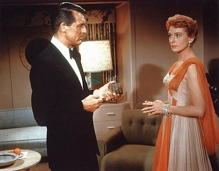 """Deborah Kerr and Cary Grant. An Affair to Remember. """"I need to stay tuned in to you."""""""