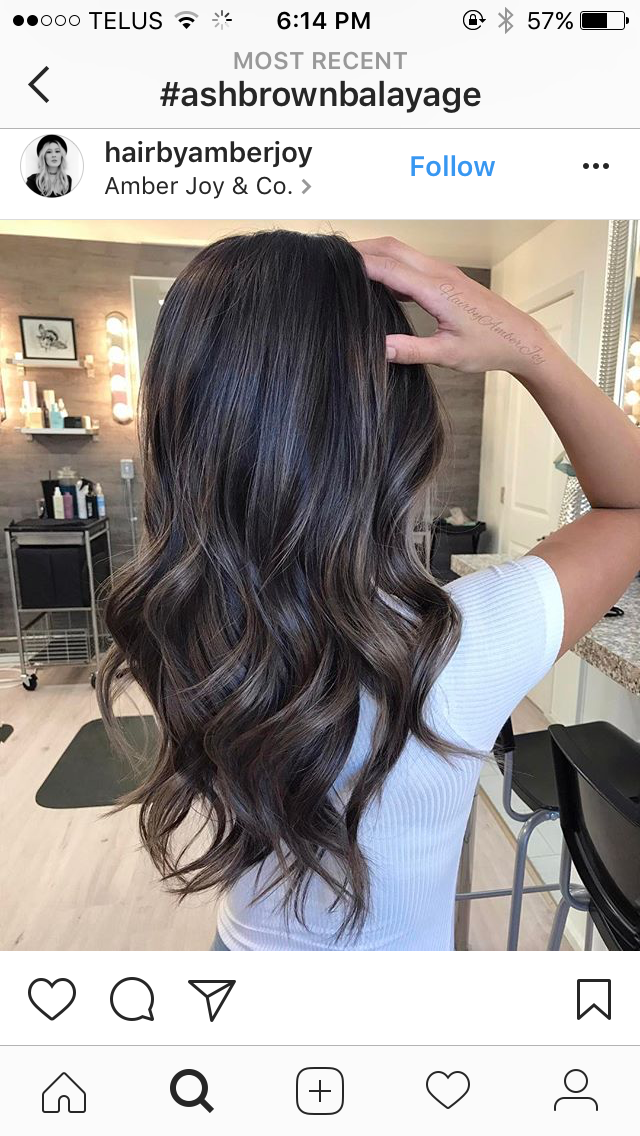 Pin By Priscilla Evora On Subtle Balayage Brown Hair Balayage Dark Brown Hair Balayage Hair Dye Tips
