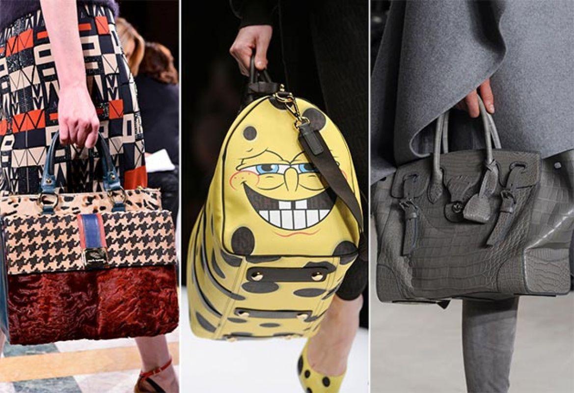 Fall Winter 2014-2015 Handbag Trends photo