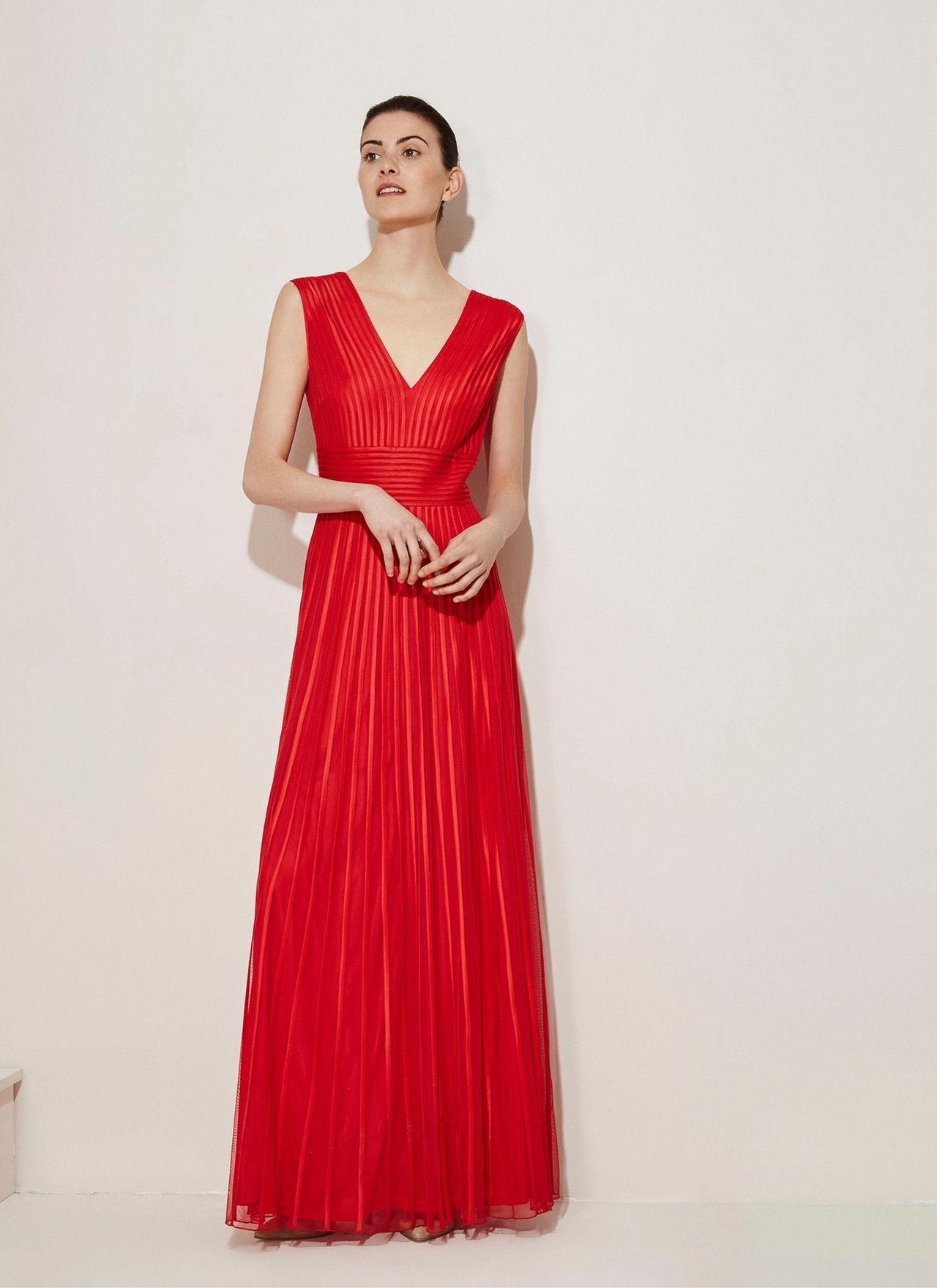 Vestido c ctel de cintas ad mujer adolfo dominguez for Adolfo dominguez outlet online