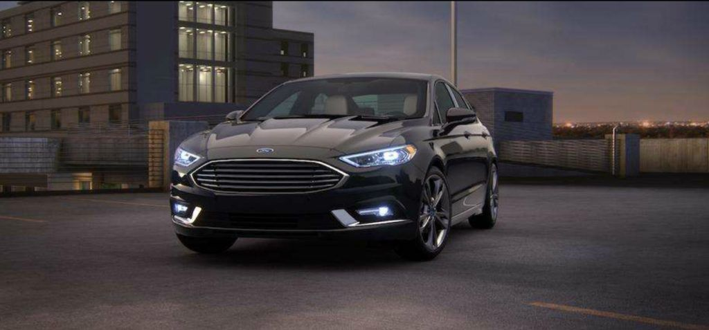 2019 Ford Fusion Energy Release Date