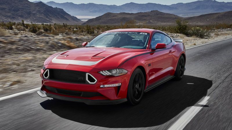 2019 Ford Series 1 Mustang Rtr Is Here To Drift Ford Mustang Muscle Cars For Sale Mustang