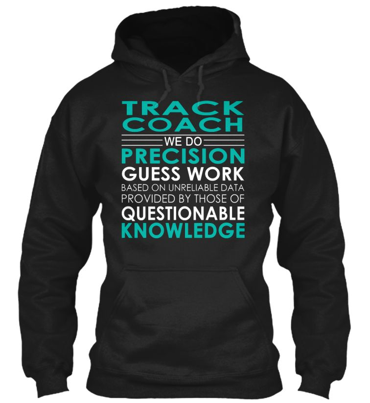 Track Coach - Precision #TrackCoach